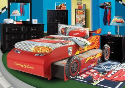 Lightning Mcqueen Twin Beds Disney Cars Lightning