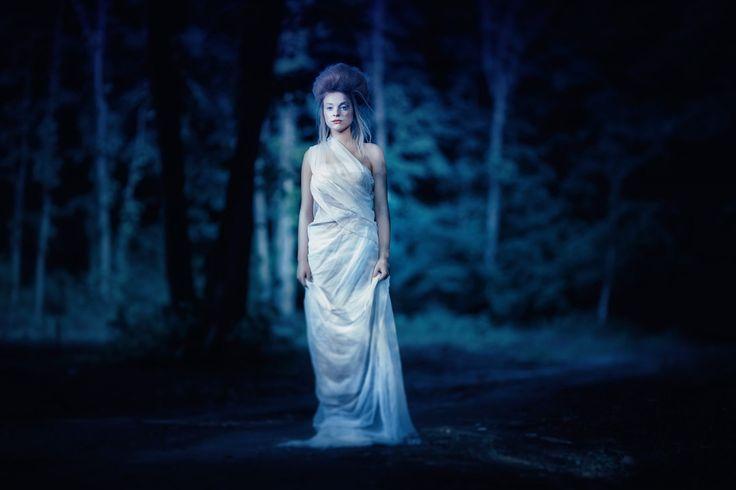 Frozen Queen - fotografie fashion