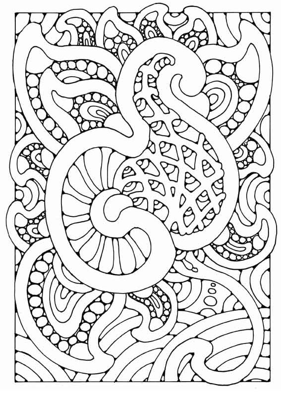 Decorative Designs To Colour By Dandi Palmer Adult Colouring