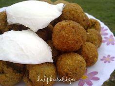 Falafel Tarifi (Lübnan Mutfağı) | Yemek Tarifleri Sitesi | Oktay Usta, Pratik Yemekler