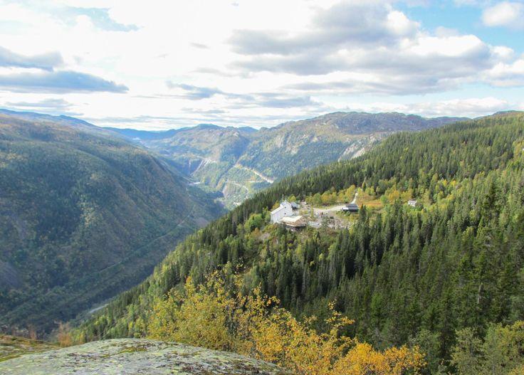 Krossobanen - Rjukan, Norway