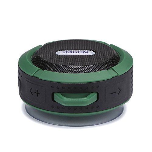 Portable Bluetooth Speakers, Waterproof Sound Box,Very Good Outdoor Products (Green)  https://topcellulardeals.com/product/portable-bluetooth-speakers-waterproof-sound-boxvery-good-outdoor-products-green/  Great outdoor shower, silicone sleeve and interface design ensure shockproof, Dustproof and IPX4 level. It can be used for shower or outdoor.(please note that it can't be soaked in water) The impressive and friendly design, detachable aluminum alloy metal hooks, gives