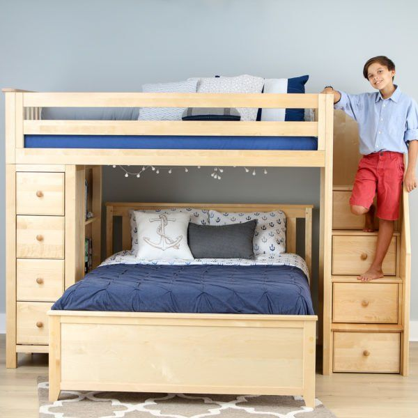 Kasur Tingkat Anak Laki Laki Kamar Tidur Anak Kamar Anak Dan Anak