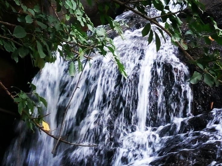 Lower ghaghri waterfall is located at distance of approximately 160 km from Ranchi Jharkhand....