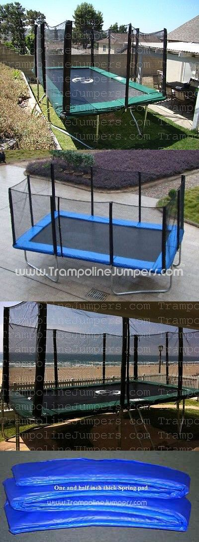 25 Best Ideas About Rectangle Trampoline On Pinterest