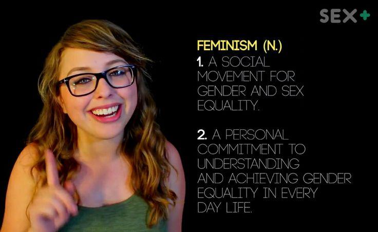 Laci Green on feminism.
