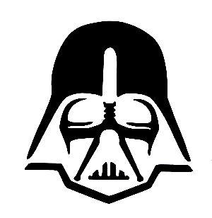 Darth Vader - The Dark Lord stencil