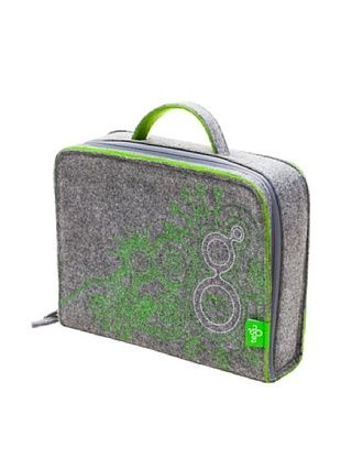 21% OFF Tegu The Travel Tote Heather, Grey/Green