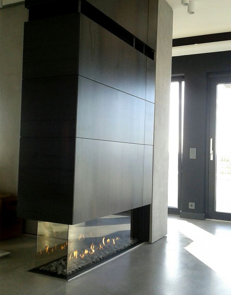9 best modern peninsula gas fireplace 3 sided images on pinterest a peninsula style direct vent gas fireplace the three sided lucius 140 room divider by combines sleek lines and contemporary styling teraionfo