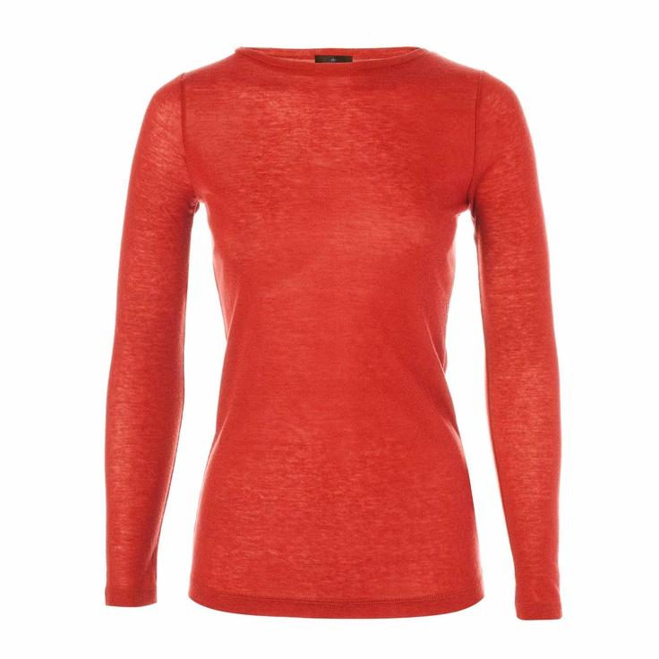 ESSENTIEL shirt day rood