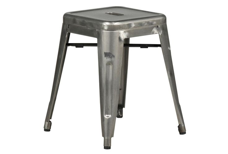 Cooper 18 Inch Metal Backless Stool | Chairs The ou0027jays and Dining rooms  sc 1 st  Pinterest & Cooper 18 Inch Metal Backless Stool | Chairs The ou0027jays and ... islam-shia.org