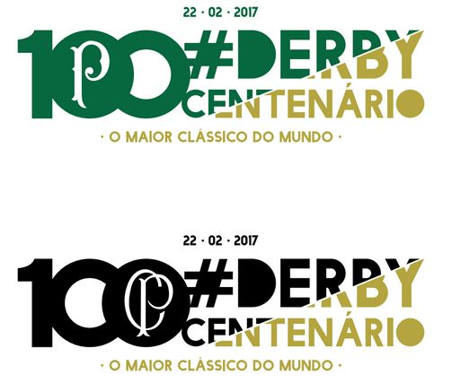 Corinthians e Palmeiras fazem primeiro duelo do centenário do Dérbi #globoesporte