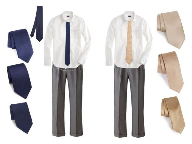 Groomsmen's Wedding by alisha-a-harvey on Polyvore featuring J.Crew, Steve Harvey, Nordstrom, The Tie Bar, DAVID DONAHUE, ETON, Charvet, Ted Baker, Hermès and Heart & Dagger