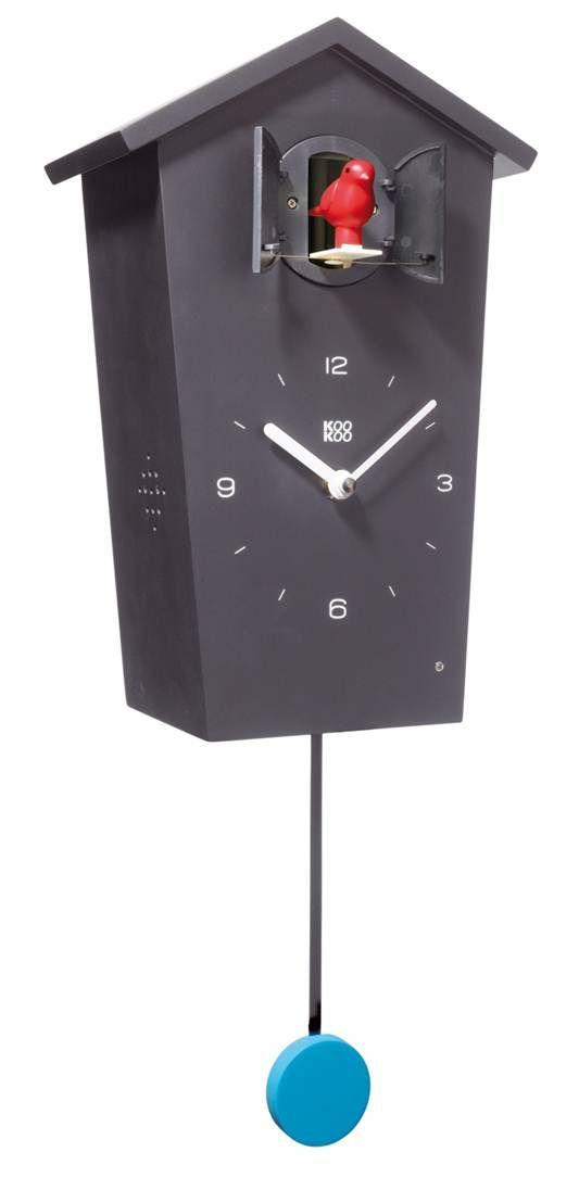 Reloj de Cuco con Sensor de Luz   Reloj de Cuco modelo