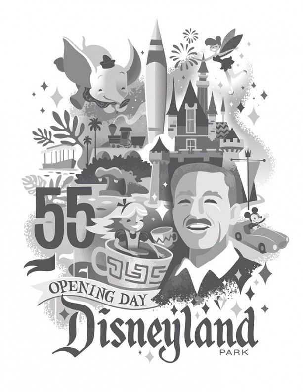 New 'Decades' (1965-1974) Merchandise Debuts at the Disneyland Resort