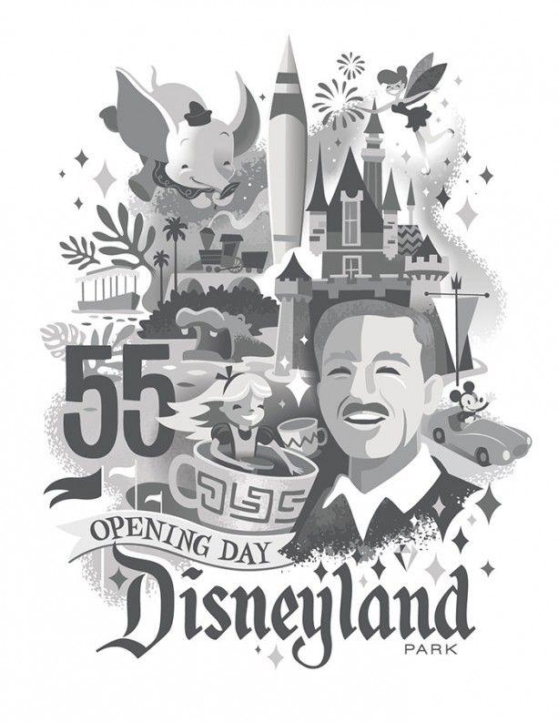 New Decades (1965-1974) Merchandise Debuts at the Disneyland Resort