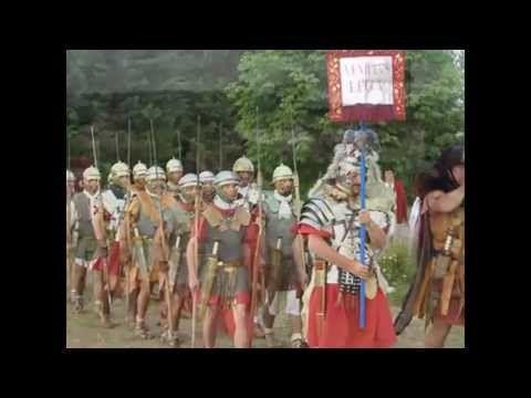 Le Siège d' Alésia raconté Par Jules César Dans La Guerre Des Gaules - YouTube
