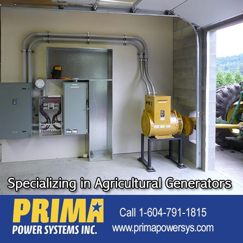 If there's something specific that you need, Prima will think outside of the box to help choose options and configure a power package to your specifications!