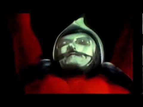 惑星ぃい~からぁ~追放された~ この悔しさわぁ~忘れはしなぃ~♪ 宇宙の旅路で~目に付いたぁ~♪ 地球を必ず支配するぅ!  「征けェ! ラーよ!」 ァアアアアア!  我は科学者ぁ~♪ 宇 宙 猿 人 ゴ リ なのダァ~!!    >【パイロット版】スペクトルマン【ピー・プロ】