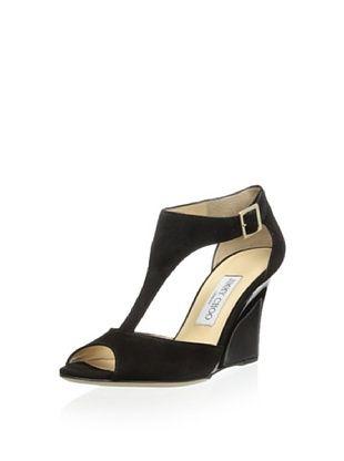 35% OFF Jimmy Choo Women's Wedge Heel (Black)