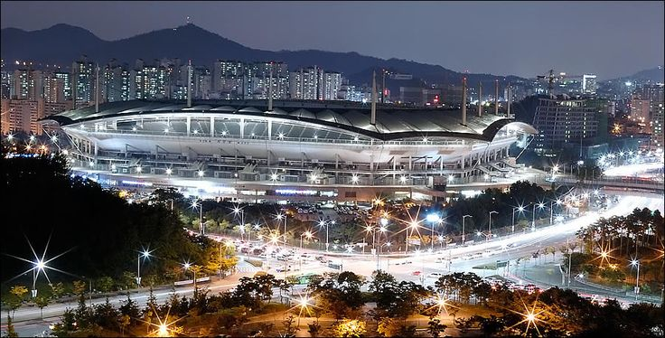 Lotte Giants Baseball - Busan Haps