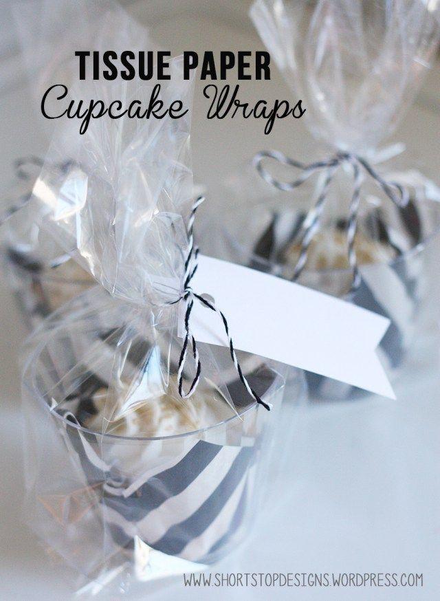 Cupcake Tissue Paper 6
