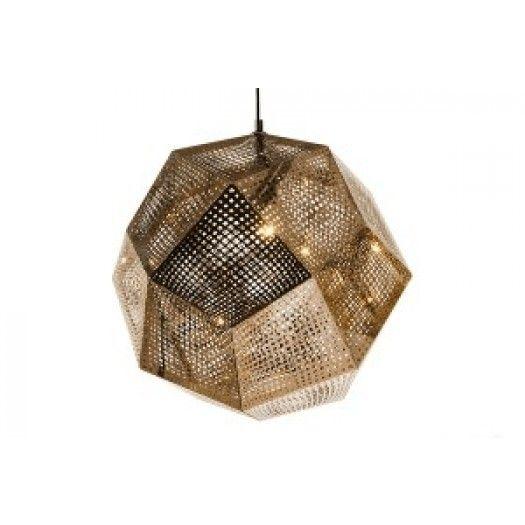 Lampa wisząca - CustomForm - Abstract 47 złoty
