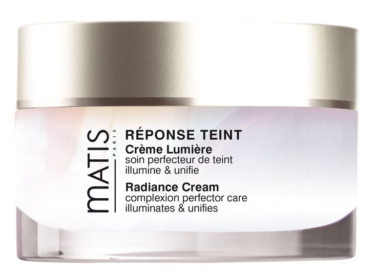 Matis Radiance Cream Complexion Perfector Care https://autourdesmedias.wordpress.com/2014/09/30/creme-lumiere-eau-eclat-lumiere-le-duo-de-choc-pour-une-peau-corrigee-unifiee-et-lumineuse/