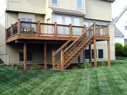 We are thinking of adding a deck to our house! So excited!!