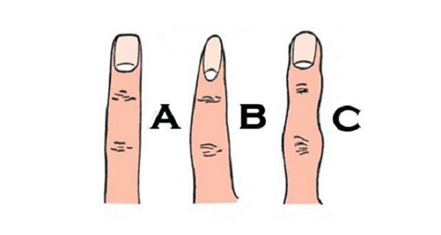 Tvar vášho prsta prezradí aký typ človeka ste | TOPMAGAZIN.sk