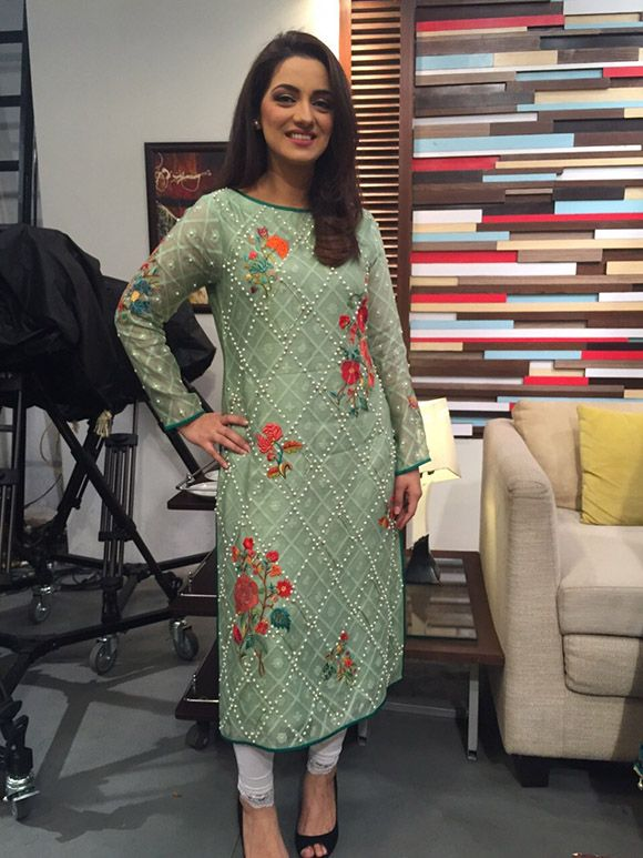 Latest Fashion News Pakistan | Secret Closet | Style Spotted Wearing Samia Ahmed on 'Yeh Hai Zindagi'