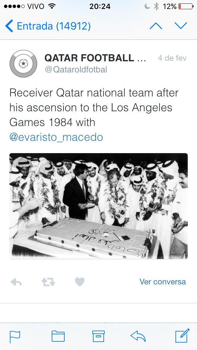 Evaristo! Olimpíadas 1984, Los Angeles
