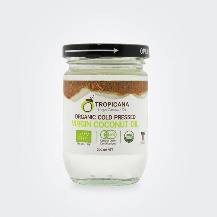Pure Essential Coconut Oil 200ml