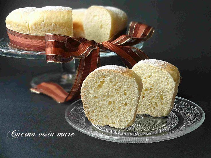 Pan+brioche+allo+yogurt+nel+fornetto+Versilia