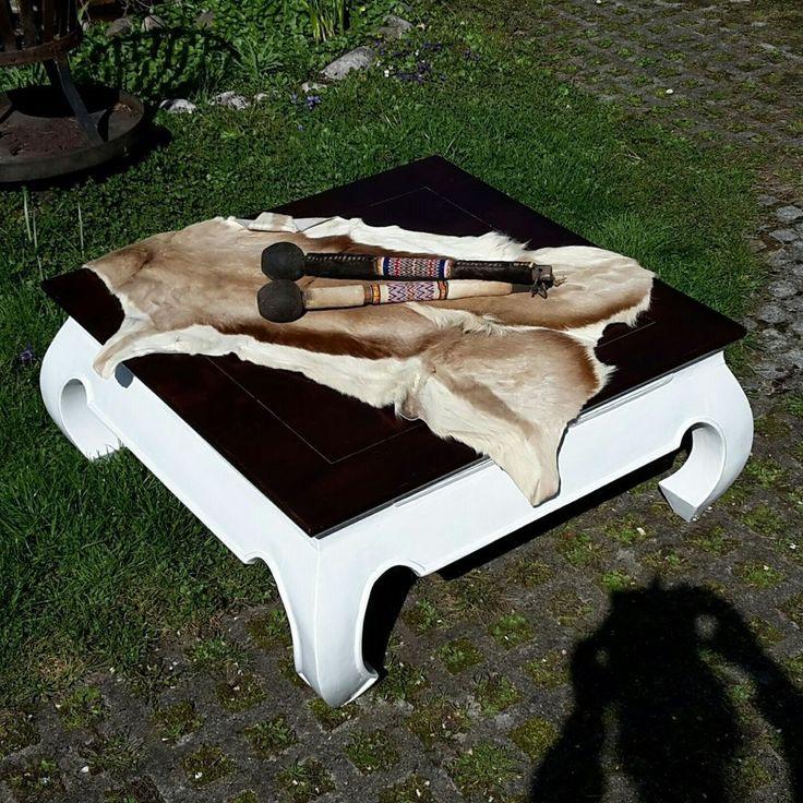 details zu wohnzimmer couch opium tisch kolonial shabby sit - Wohnzimmercouch