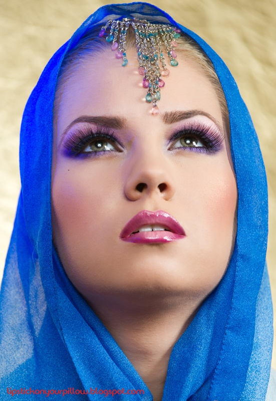 ideas about Arab Makeup on Pinterest   Smokey eyeshadow  How to eyeshadow and Eyeshadow step by step Pinterest
