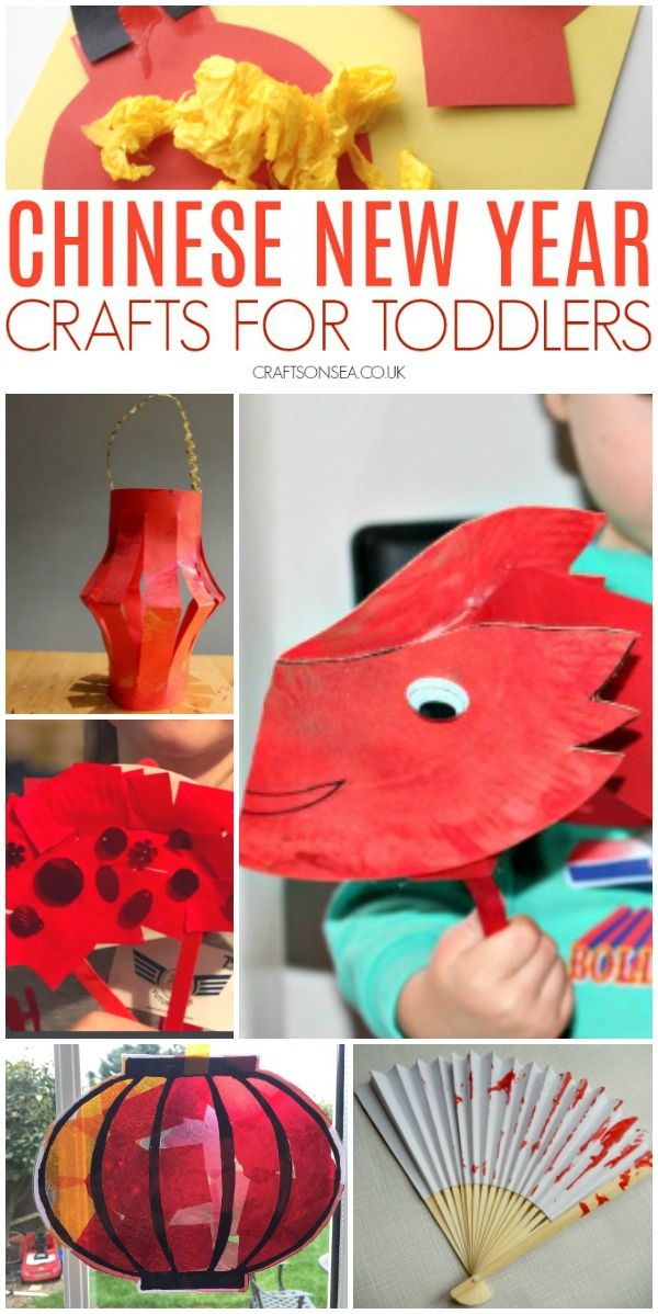Easy Chinese New Year Crafts For Toddlers Chinese New Year Crafts New Year S Crafts Chinese New Year Crafts For Kids