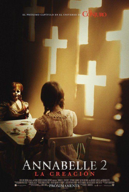 Watch Annabelle: Creation 2017 Full Movie Online Free