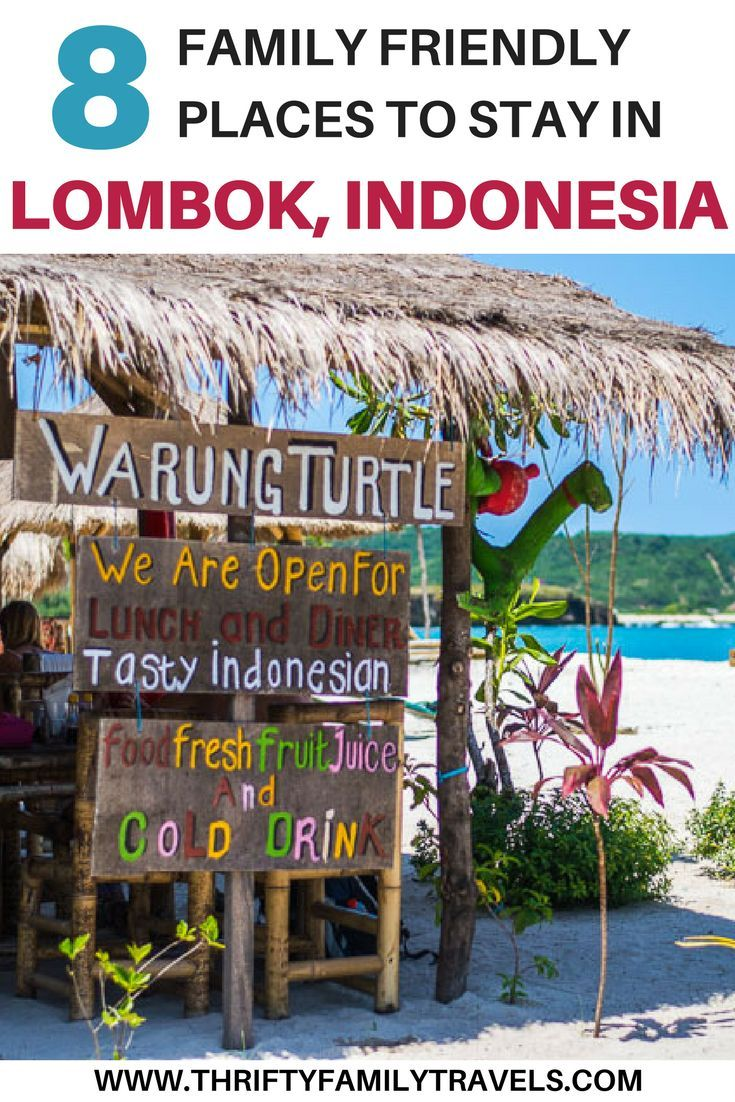 Lombok, Indonesia is a beautiful and affordable travel destination. We will share some of our favorite family friendly activities in Lombok including the best family beaches in Lombok, hikes in Lombok, restaurants in Lombok, places to stay in Lombok, and