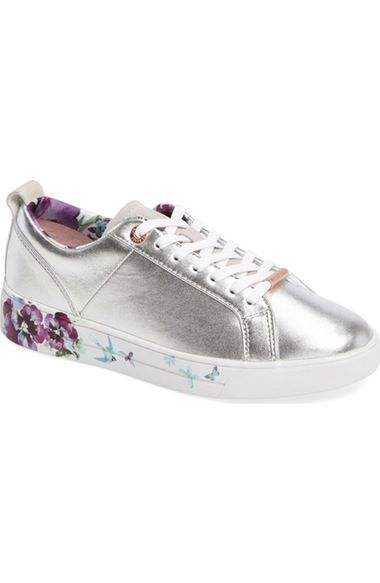 Ted Baker London Barrica Sneaker (Women) available at #Nordstrom