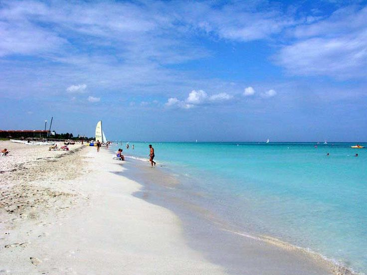Varadero, Cuba. This was the perfect holiday. I'd love to go back one day.