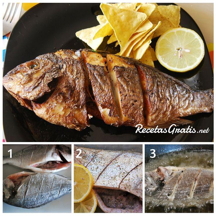 #RecetasGratis #RecetasFáciles #RecetasRápidas #Pescado #Dorada