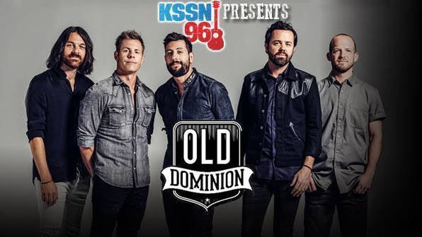 Little Rock, May 5: Old Dominion: Meat & Candy Tour