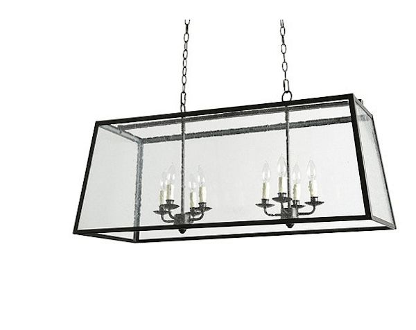Farmhouse Kitchen Chandelier   My Soulful Home