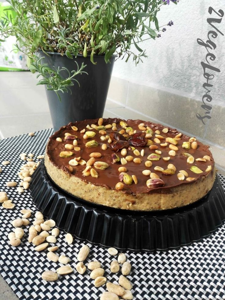 PEANUT BUTTER AND DATE MILLET CAKE -