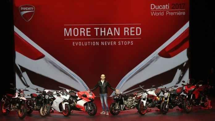 La vendita di Ducati è nell'aria, ennesima pressione per Jorge Lorenzo in MotoGP? Forse in MotoGP la Ducati non sta raccogliendo quanto sperato, ma è innegabile che sul mercato di produzione il brand di Borgo Panigale stia vivendo un momento d'oro. Il 2016 è stato l'ennesimo anno  #motogp #ducati