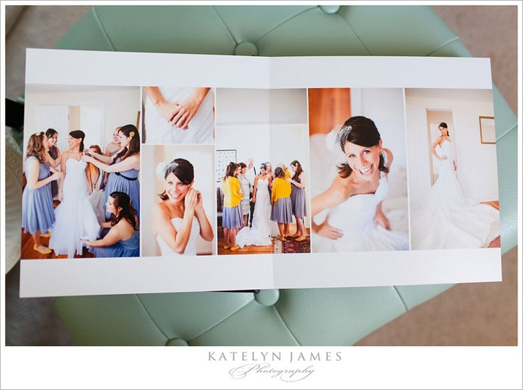 Wedding Album Design Ideas here are more examples of complete wedding album designs utilizing various design styles and enhancements Its Tuesday Virginia Wedding Photographer Katelyn James Photography