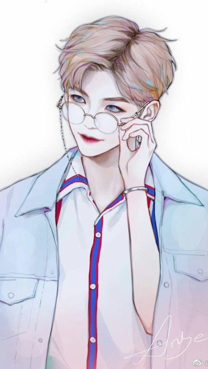 Nct Na Jaemin Anime Korea Korean Anime Anime Art Girl