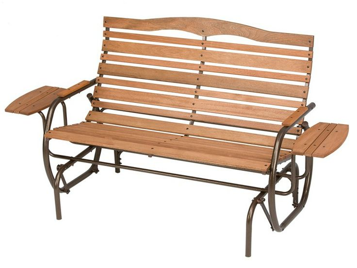 Jack Post Country Garden Collection Patio Glider For $104.99
