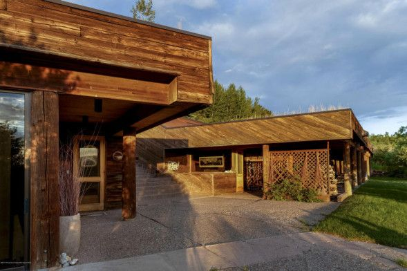 Rocky Mountain High: John Denver's Aspen Estate for Sale | Zillow Blog. I would LOVE to own this house!!!